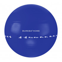 Trendy Sport Bureba Home Fitness Bal - Blauw - 65 cm