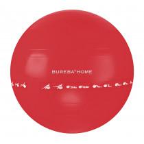 Trendy Sport Bureba Home Fitness Bal - Rood - 65 cm