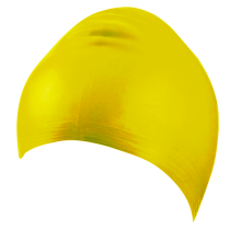 Beco Latex Badmuts Unisex - Geel