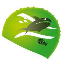 Beco-Sealife Siliconen Badmuts Junior - Groen