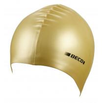 Beco Silicone Badmuts - Goud metalic