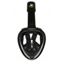 Sea Turtle Snorkelmasker - Zwart