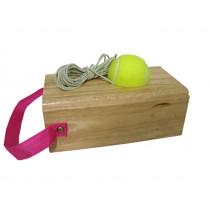 Tennistrainer Hout
