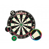 Unicorn Eclipse HD Trainer Bristle Dartbord