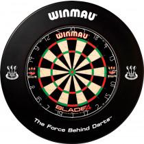 Winmau Catchring - Zwart