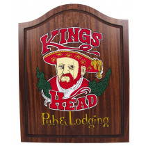 Kings Head Dartkabinet