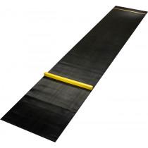 Longfield Dartmat Oche Rubber 330 x 60 cm