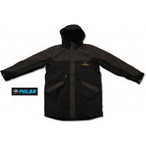 Browning Xi-Dry Polar Jas - Zwart / Bruin