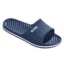 Beco Slipper EVA Zacht voetbed Dames - Donker Blauw