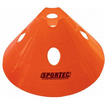 Markeringsbollen Prof Soft Plastic Extra Groot - Rood