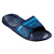 Beco Slipper - Unisex - Blauw