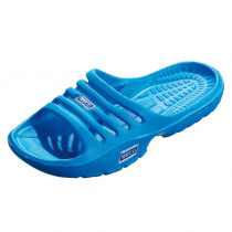 Beco Beach Slipper - Junior - Felblauw