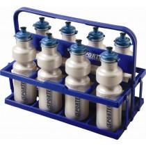 Sportec Opvouwbare Flessendrager voor 8 bidons