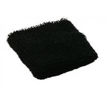 Sportec Polsband - Zwart