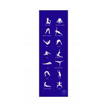 Trendy Home YogaMat - Blauw - 180 x 60 x 0.5 cm
