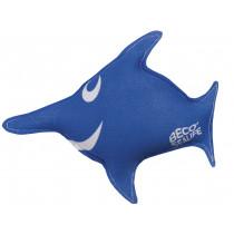 Beco Sealife - Duikdiertje Ray 14 x 12 cm - Blauw