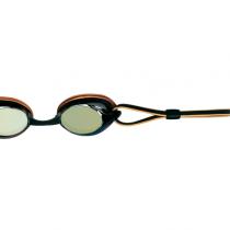 Beco Boston Wedstrijdzwembril Spiegel - Goud