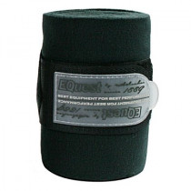 Equest Alpha Bandage Fleece - 3M - Antraciet