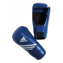 Adidas Semi Contact Handschoenen - Blauw