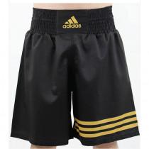 Adidas Multi (Kick)Boksshort - Zwart/Goud