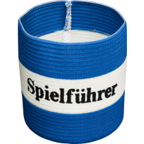 Agility Sports Spielführer Aanvoerdersband - Blauw