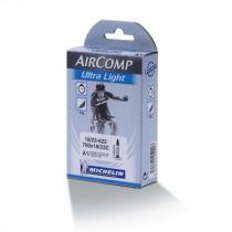 Michelin Fiets Binnenband Aircomp Ultralight A1 - 18/23-622 - Presta Ventiel 52mm