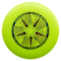 Discraft Ultra Star Frisbee - Geel