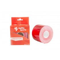 Agility Sports Kinesiotape - Rood