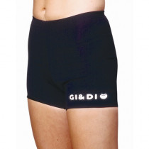 GI&DI 3424 Korte Tight - Dames - Zwart