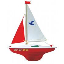 Gunther Captain Hook Model Zeilboot