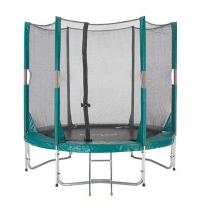 Hi-Flyer 10 Combi Trampoline + Veiligheidsnet - Ø 300 cm - Groen