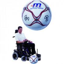 Megaform Rolstoel Voetbal