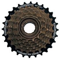 Shimano Vrijloop Tz21 7-speed Bruin - 1 st