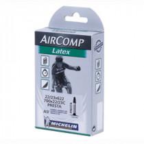 Michelin Fiets Binnenband Latex Aircomp A1 - 22/23-622 - Presta Ventiel 60mm