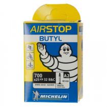 Michelin Fiets Binnenband Airstop C2 - 26x1x1.25 - 25/35-559 - Schrader Ventiel 40mm