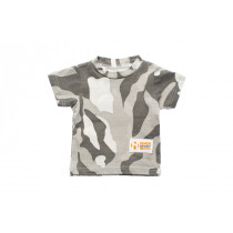 Nihon Baby Camouflage Shirt - Grijs