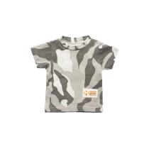 Nihon Baby Camouflage Shirt - Oranje