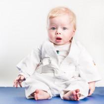 Nihon Baby Karate Gi - Wit - 60