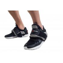 Pure2Improve Schoen Gewichten - 2 x 680gr - Zwart/Grijs