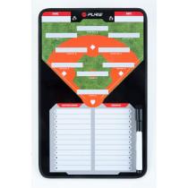 Pure2Improve Honkbal Coachbord