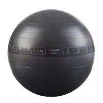 Pure2Improve Trainingsbal - 65 cm - Zwart