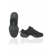 Papillon Dance sneaker canvas Split zool Laag model Dames - Zwart - 4