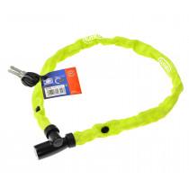 Abus Web 1500 Kettingslot - 4 mm / 60 cm - Lime