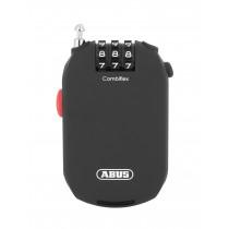 Abus Combiflex 2502 Kabelslot - 85 cm - Zwart