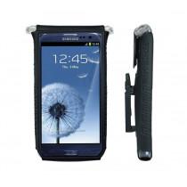 Topeak Drybag Stuurhouder Voor 5 Inch Smartphone - Zwart