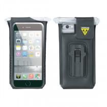 Topeak Drybag Stuurhouder Voor iPhone 6 Plus / 6S Plus - Zwart