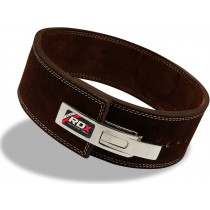 RDX Power Lever Crossfit Training Riem - Brown