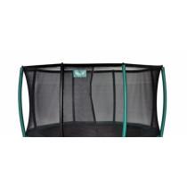 Etan Deluxe Trampoline Veiligheidsnet - Ø 14 ft / 430 cm - Groen