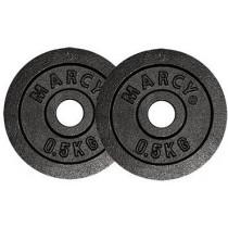 Tunturi Haterschijven 0.50 kg - paar