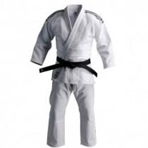 Adidas Judopak J500 - Wit / Zwart